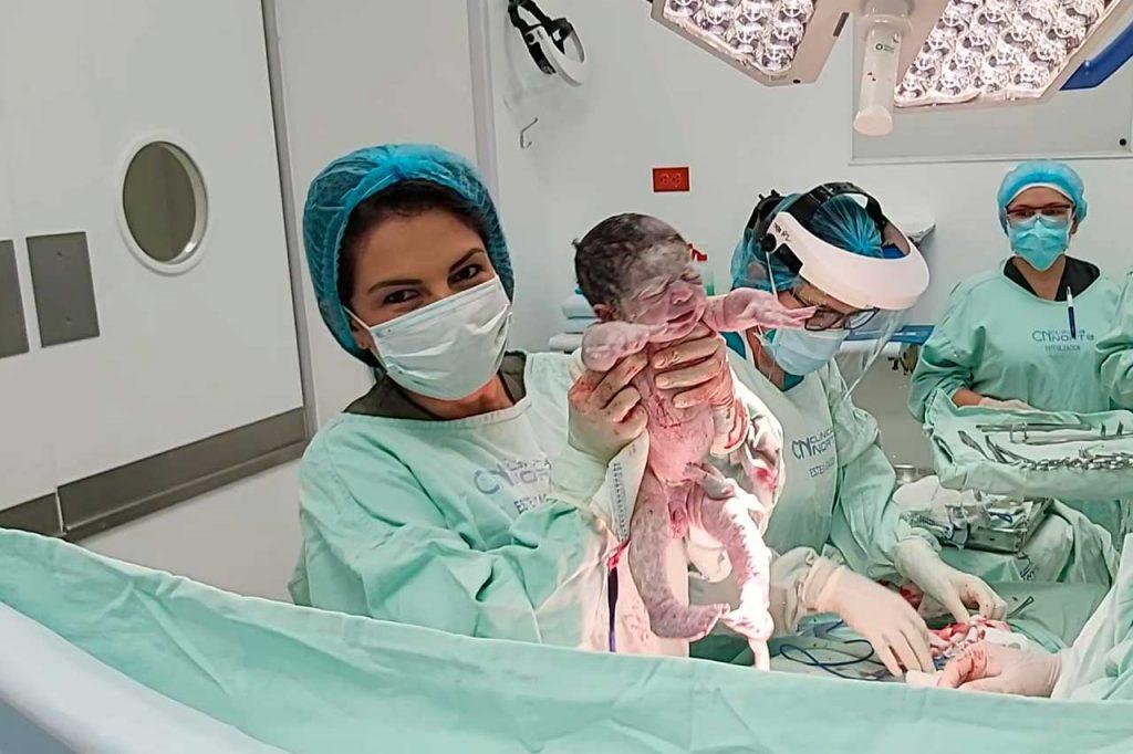 Atención del parto humanizado