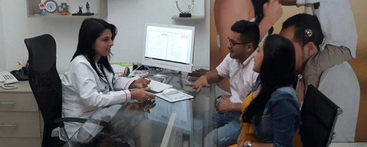 Consulta por alto riesgo obstetrico