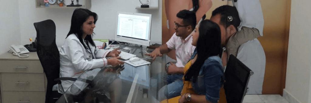 consulta por alto riesgo obstetrico en cucuta